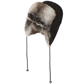 66° North Kaldi Arctic bonnet noir